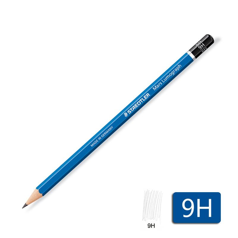 Germany STAEDTLER 100 Blue Rod Profession Drawing Mapping Pencil Sketch