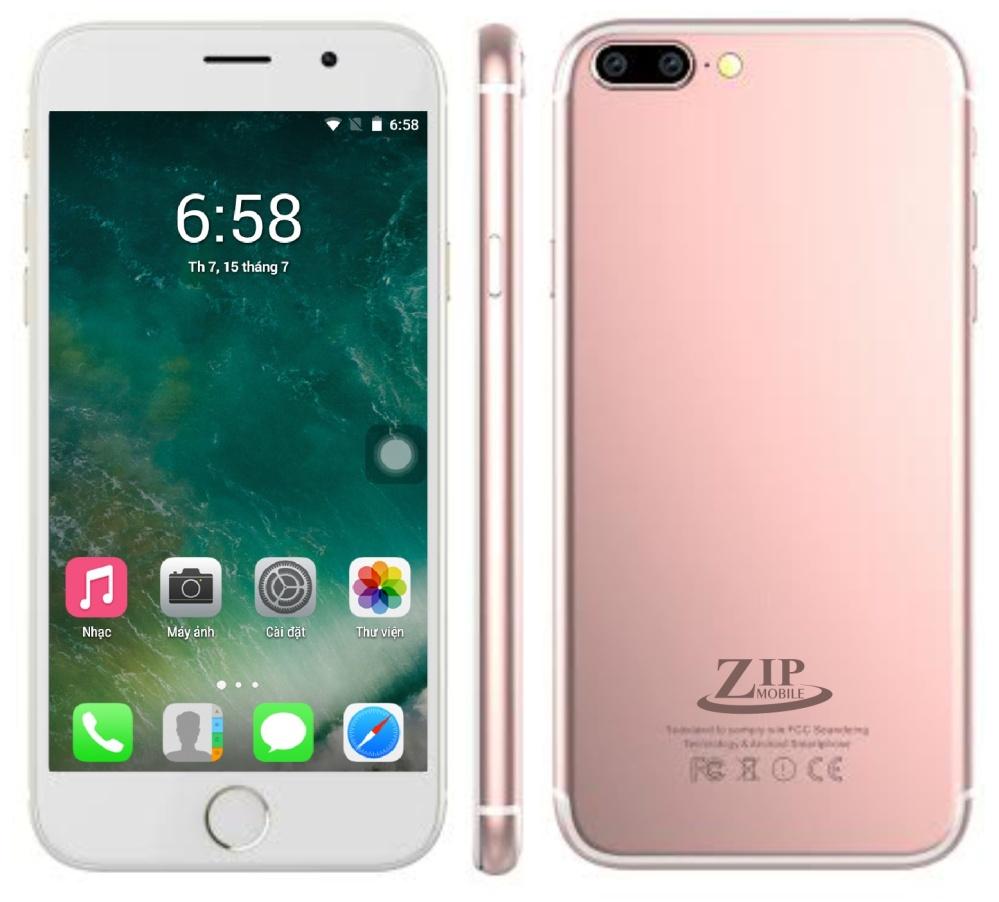 ZIP8 - Màu hồng