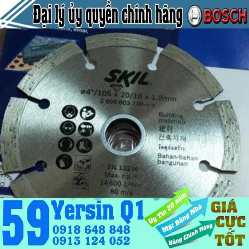 Đĩa cắt SKIL 2608603730 - Có khía 105 x 16/20 mm