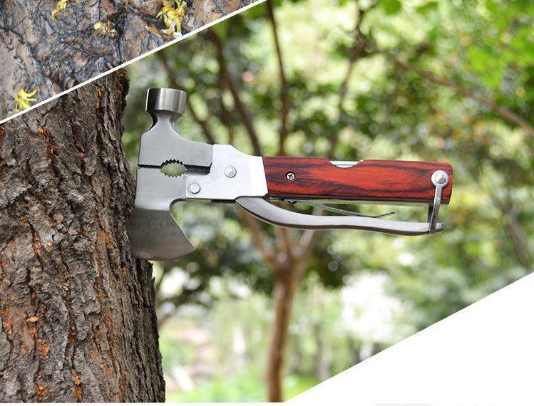 Bo Ca Le Da Nang, Bán bộ Tools HK-07, Dụng Cụ Đi Phượt - Bộ dụng cụ đa năng Ưu Đãi Đặc Biệt | Giá Tốt ( Loại xin inox)