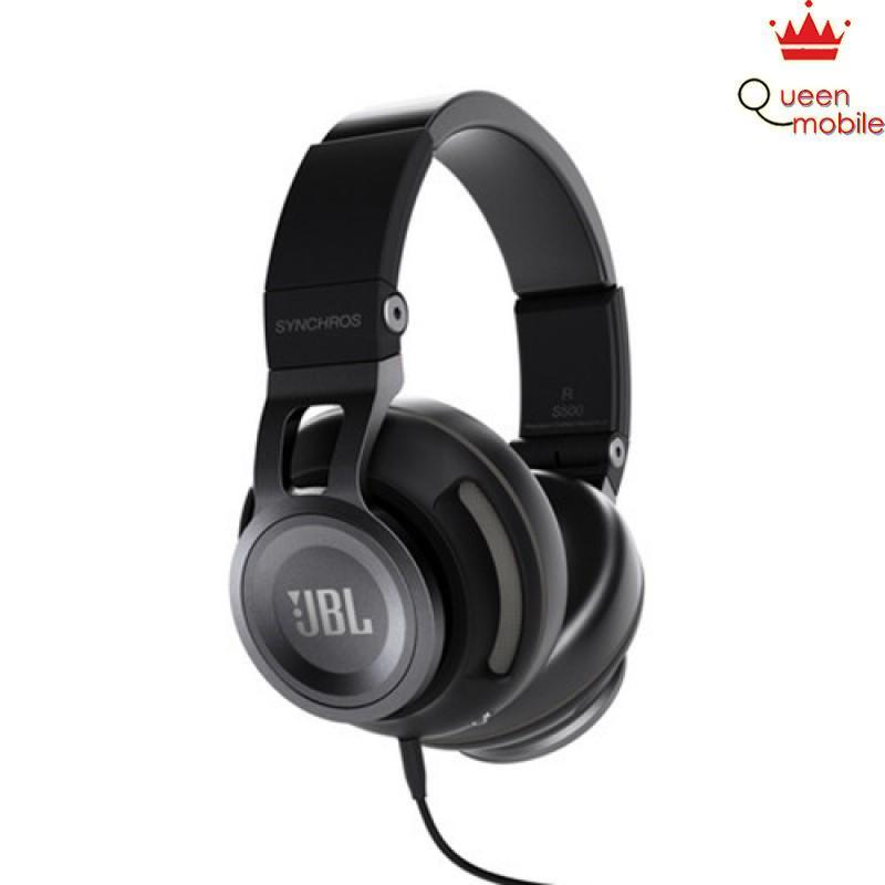 Tai nghe JBL Synchros S500 Powered Over-Ear – Đen – Review và Đánh giá sản phẩm