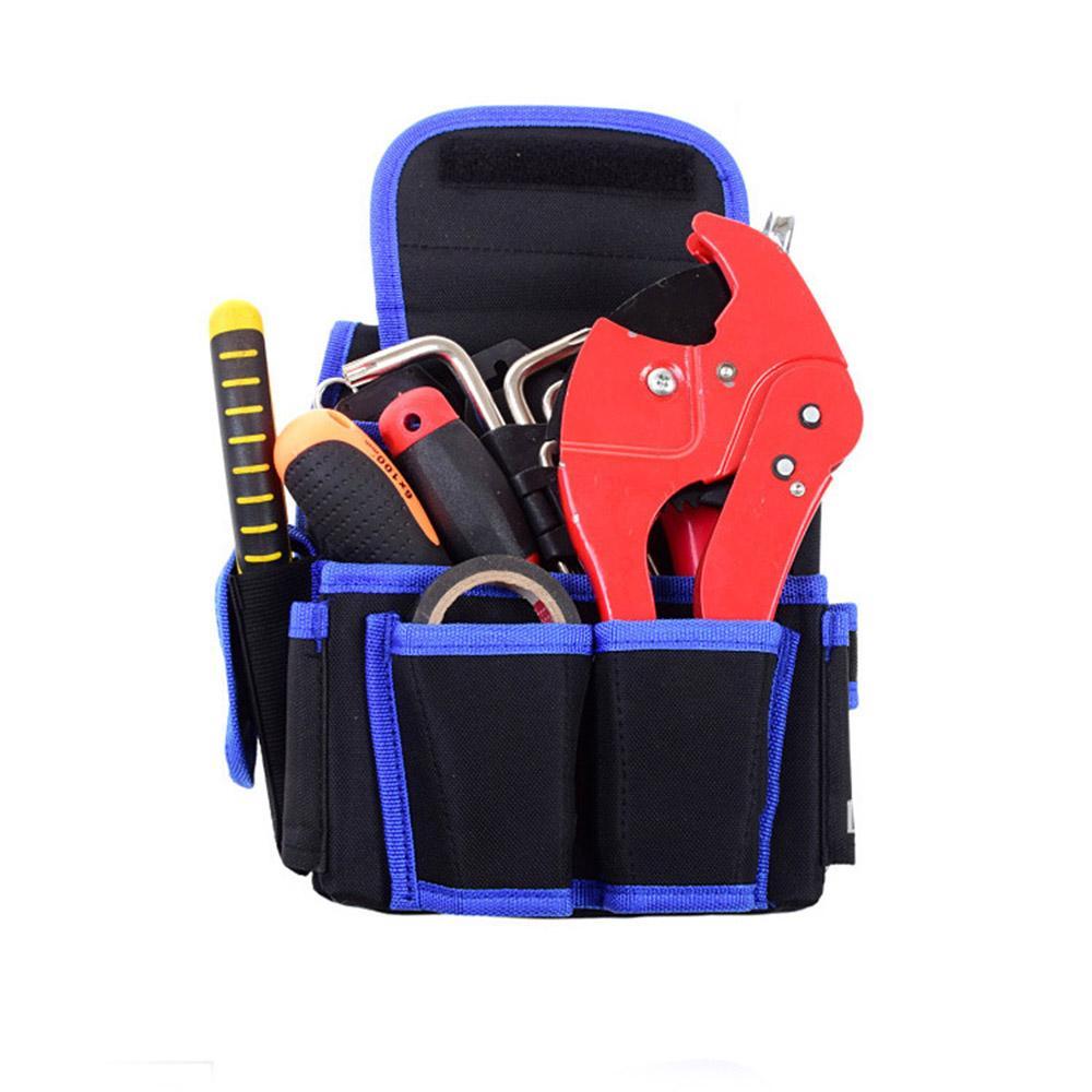 Hình ảnh JvGood Hardware Tool kit Bag waist pocket tool bag for tool collection - intl