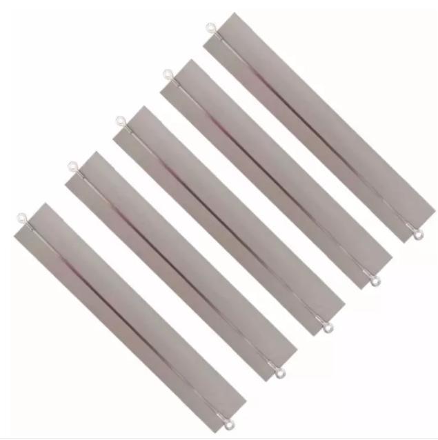 Bộ 5 dây nhiệt kèm màng chống dính thay thế máy hàn túi 250x2mm