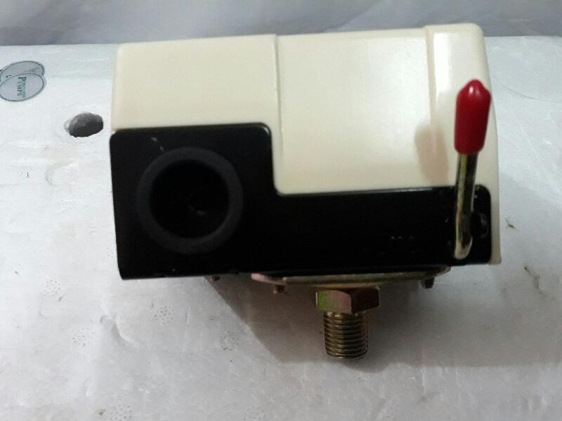 Công tắc áp suất máy nén khí / Rơ le hơi máy nén khí chạy dây curoa
