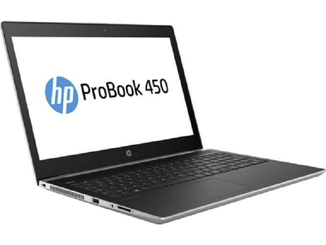 HP 14 Probook 450 G5 2ZD42PA Coffee Lake mới nhất; Mầu sắc Bạc; Bộ vi xử lý Intel® Core i5 8250U (1.6Ghz /6MB cache)