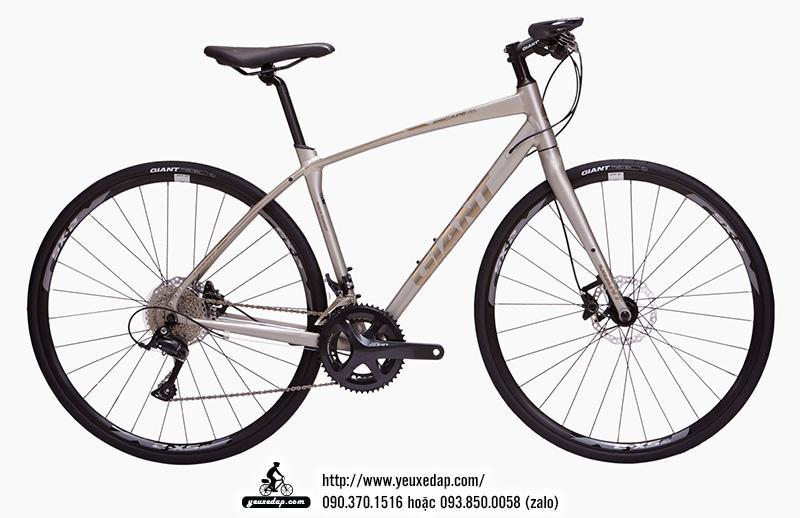 Xe đạp thể thao Giant 2018 Escape RL2