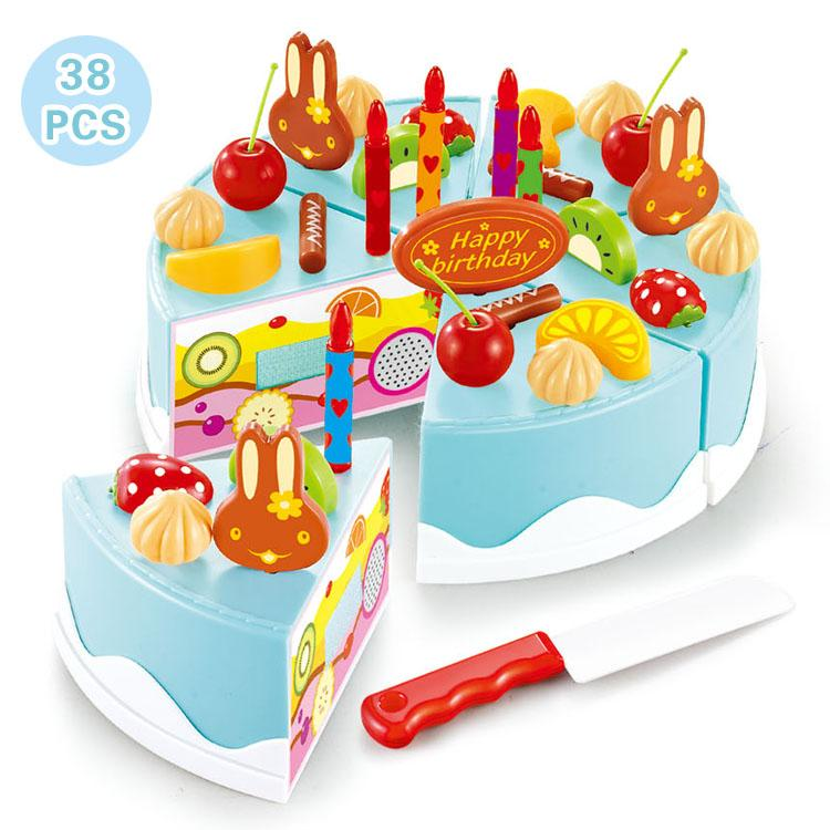Hình ảnh Đồ chơi cắt bánh sinh nhật cho bé yêu 37 chi tiết 88922 - Toy House
