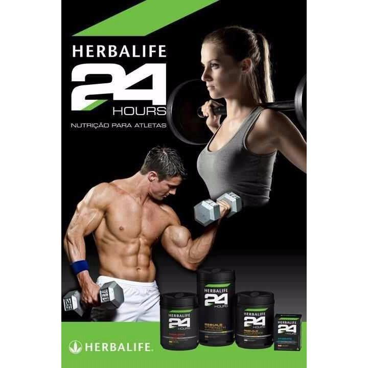 Hình ảnh Sản phẩm dinh dưỡng cho vận động viên Herbalife 24 Hydrate Hương cam