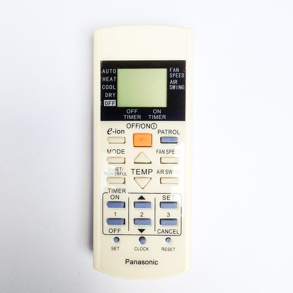 Hình ảnh Remote Điều Khiển Máy lạnh, Máy Điều Hòa Panasonic e-ion A75C3298