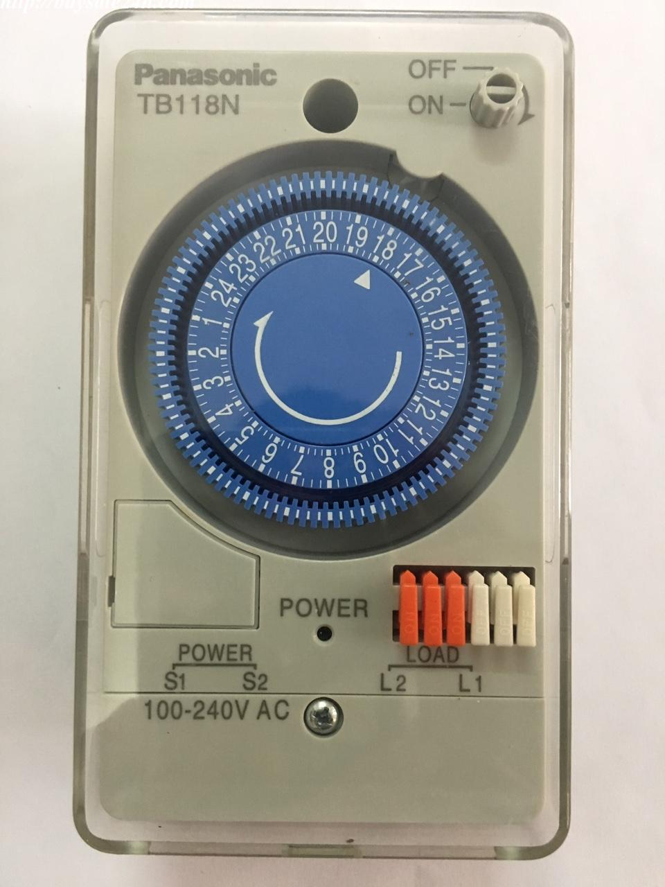 Timer Panasonic TB1118N