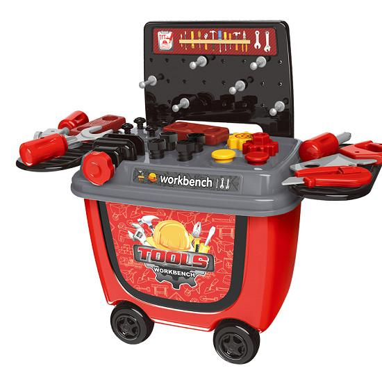 Hình ảnh Đồ chơi xe đẩy Bowa dụng cụ sửa chữa 8014