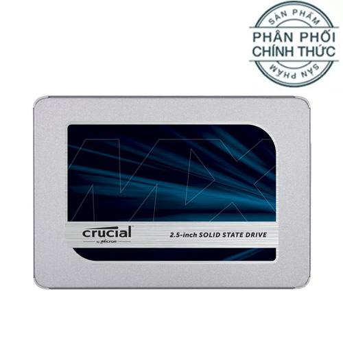Ôn Tập Ổ Cứng Ssd Crucial Mx500 3D Nand Sata Iii 2 5 Inch 250Gb Hang Phan Phối Chinh Thức Hồ Chí Minh