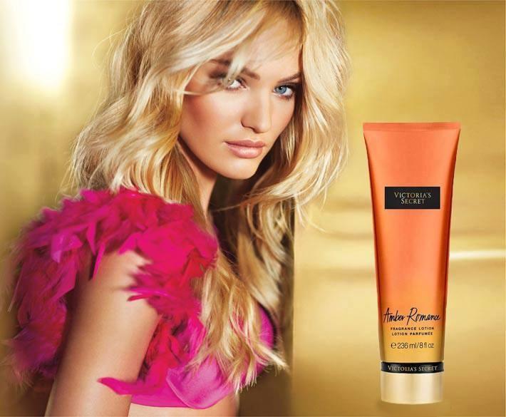 Image result for Victoria's Secret Fragrance Lotion  Amber Romance 236ml