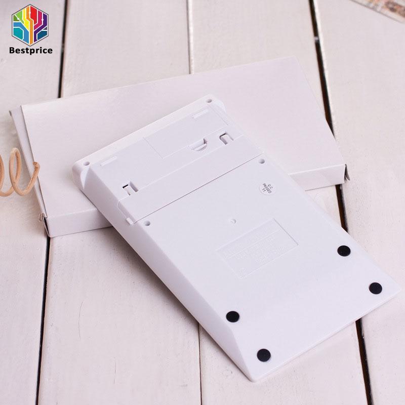 Hình ảnh Mini 12-Digits Display Digital Solar & Battery Powered Electronic Calculator