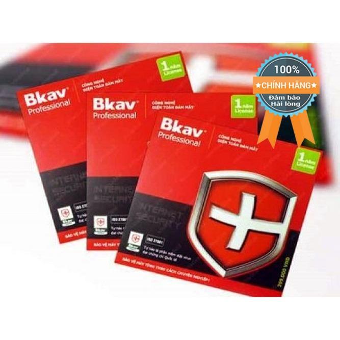 Hình ảnh Phần mềm diệt virút chuyên nghiệp BKAV Pro Internet Security – Hãng Phân phối chính thức