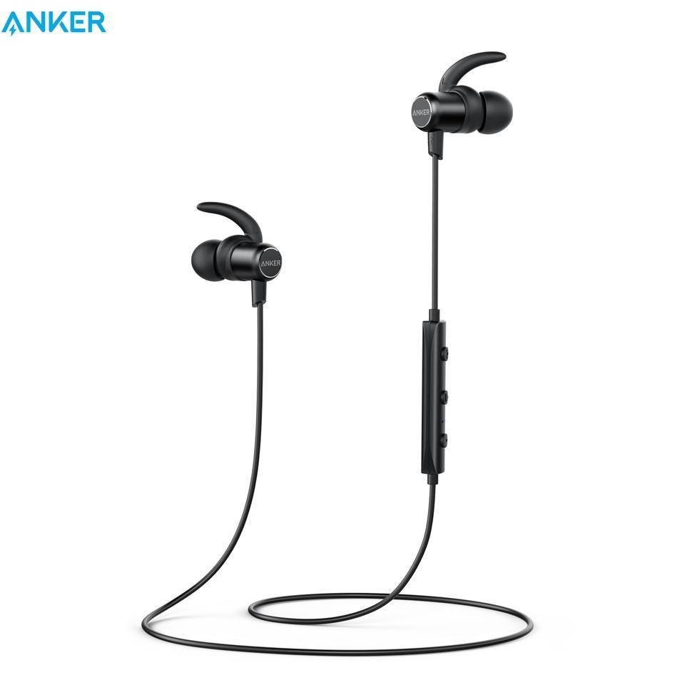 Tai nghe Bluetooth Anker Slim SoundBuds Black (Màu đen) – Review và Đánh giá sản phẩm