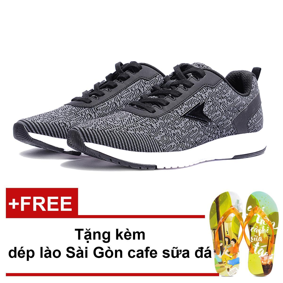 Bán Giay Thế Thao Nam Bitis Hunter Dark Tribal Black Dsm068833Den Tặng Dep Lao Sai Gon Cafe Sữa Đa Rẻ Hồ Chí Minh