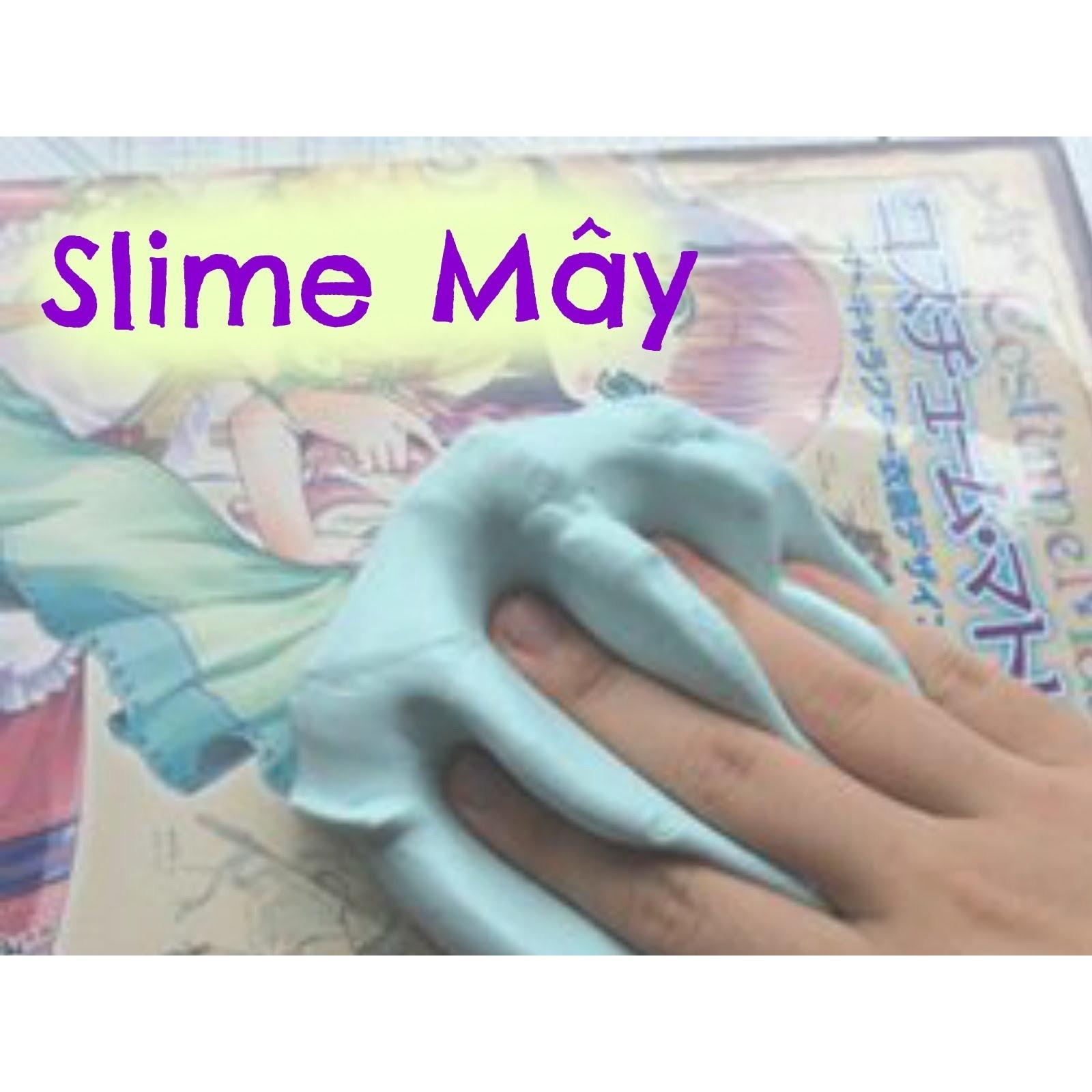 Hình ảnh Slime mây 15gram ( Freeship ) - 1 hủ