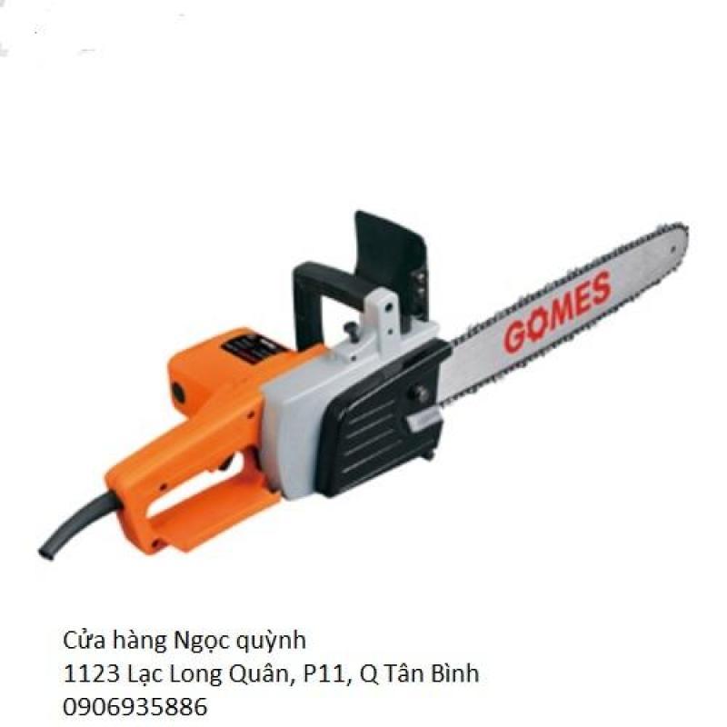Máy cưa xích chạy điện 1600W Gomes GB-881