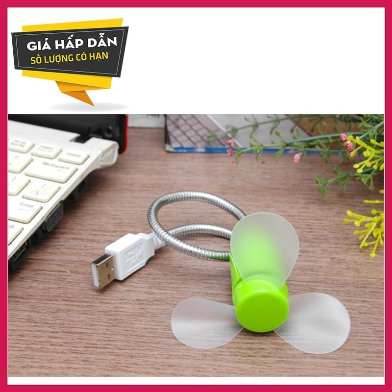Hình ảnh Quat USB than deo 3 canh tien dung gia re