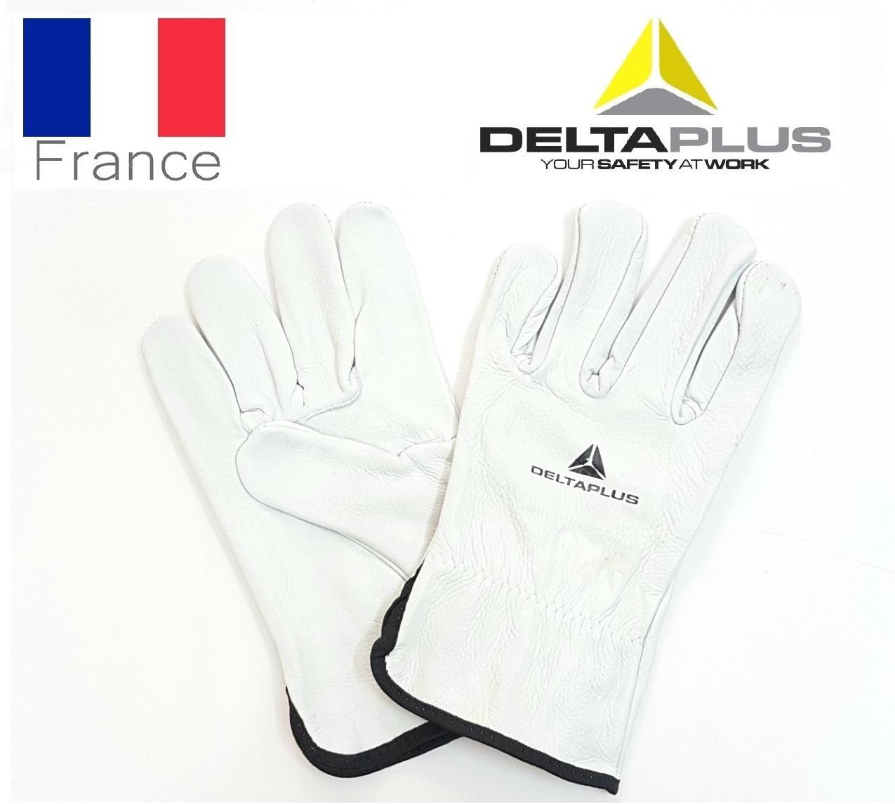 Găng tay da hàn tig Delta Plus