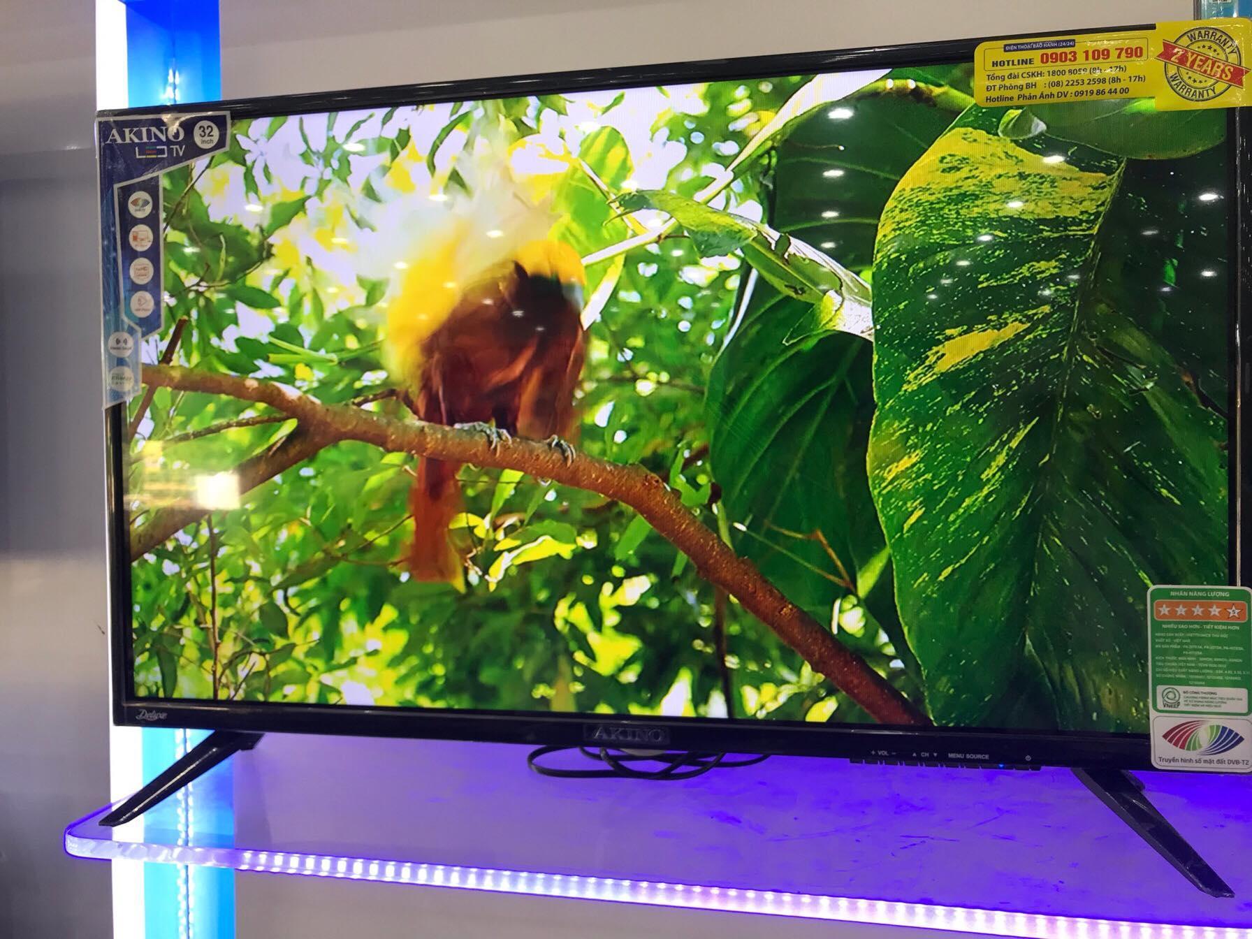 Hình ảnh Tivi Led Akino 32 inch HD - Model PA-32TDA