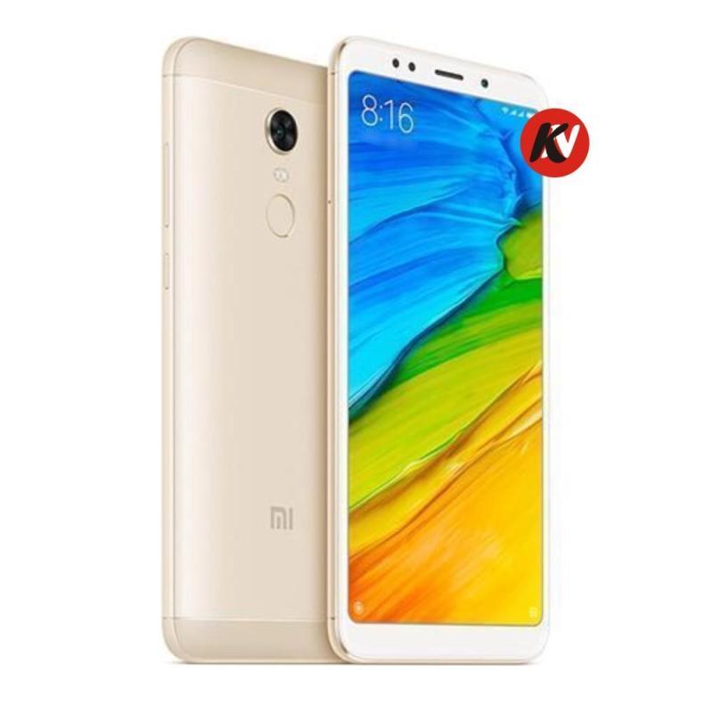 Xiaomi Redmi 5 Plus 32GB Ram 3GB Kim Nhung (Vàng) - Hàng nhập khẩu