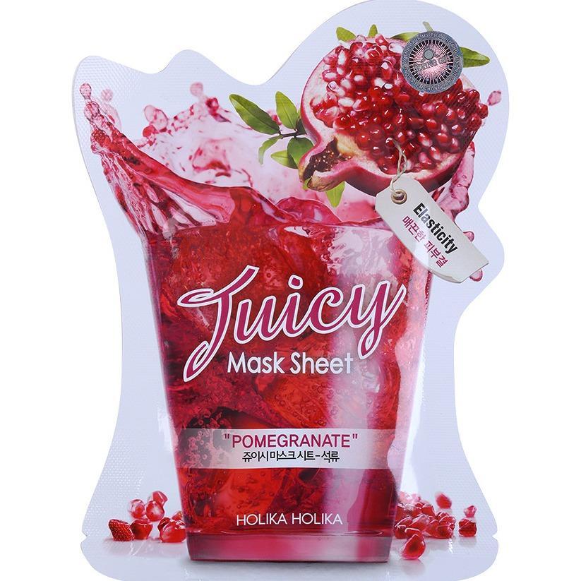 Mua Mặt Nạ Dưỡng Da Chiết Xuất Lựu Tươi Holika Holika Juicy Mask Sheet Pomegranate 20Ml Trực Tuyến Hồ Chí Minh