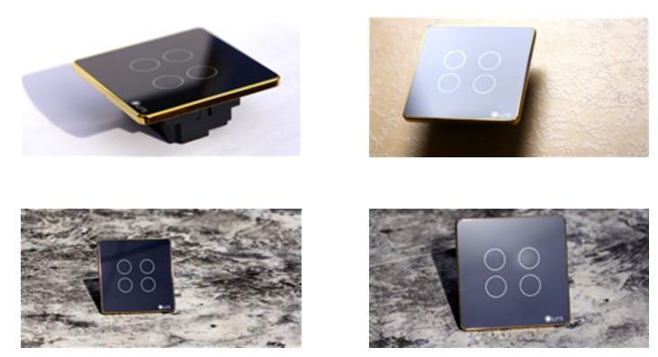 Hình ảnh Công tắc cảm ứng Lumi LM-S1 (2,3,4)