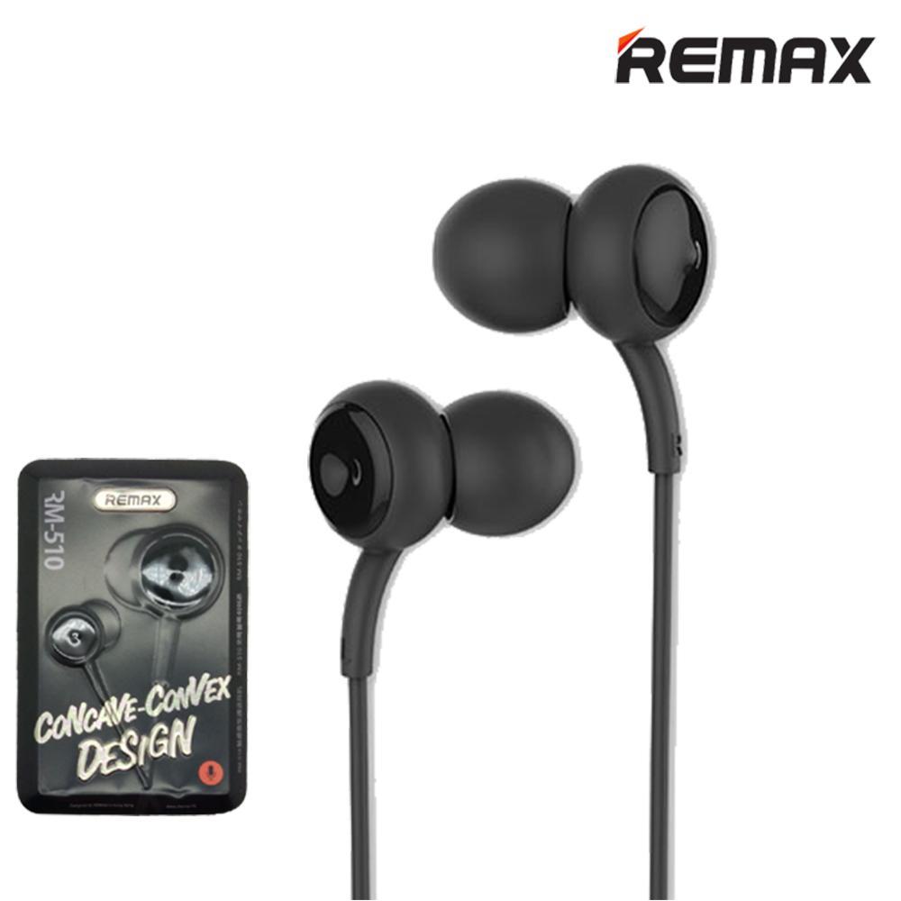 Kết quả hình ảnh cho Tai nghe Remax RM-510