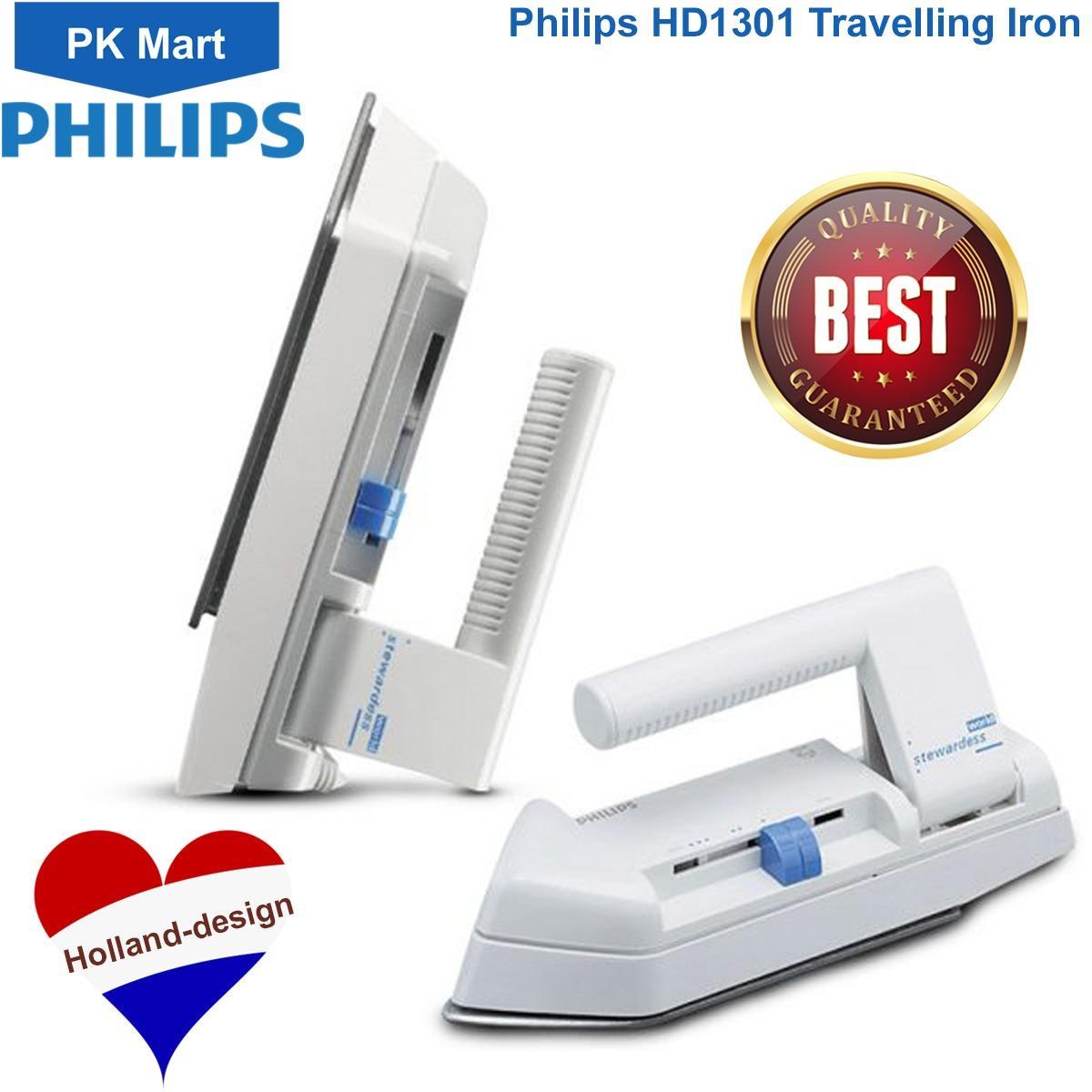 Hình ảnh Bàn ủi du lịch Philips HD1301/02 - Hàng nhập khẩu