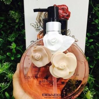 Hình ảnh Sữa tắm hương nước hoa BBAESS Natural Eau De Parfum 400ml