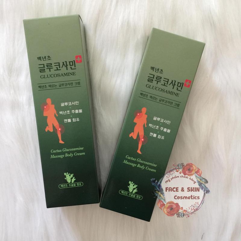 Dầu lạnh xoa bóp Glucosamine Hàn Quốc tốt nhất