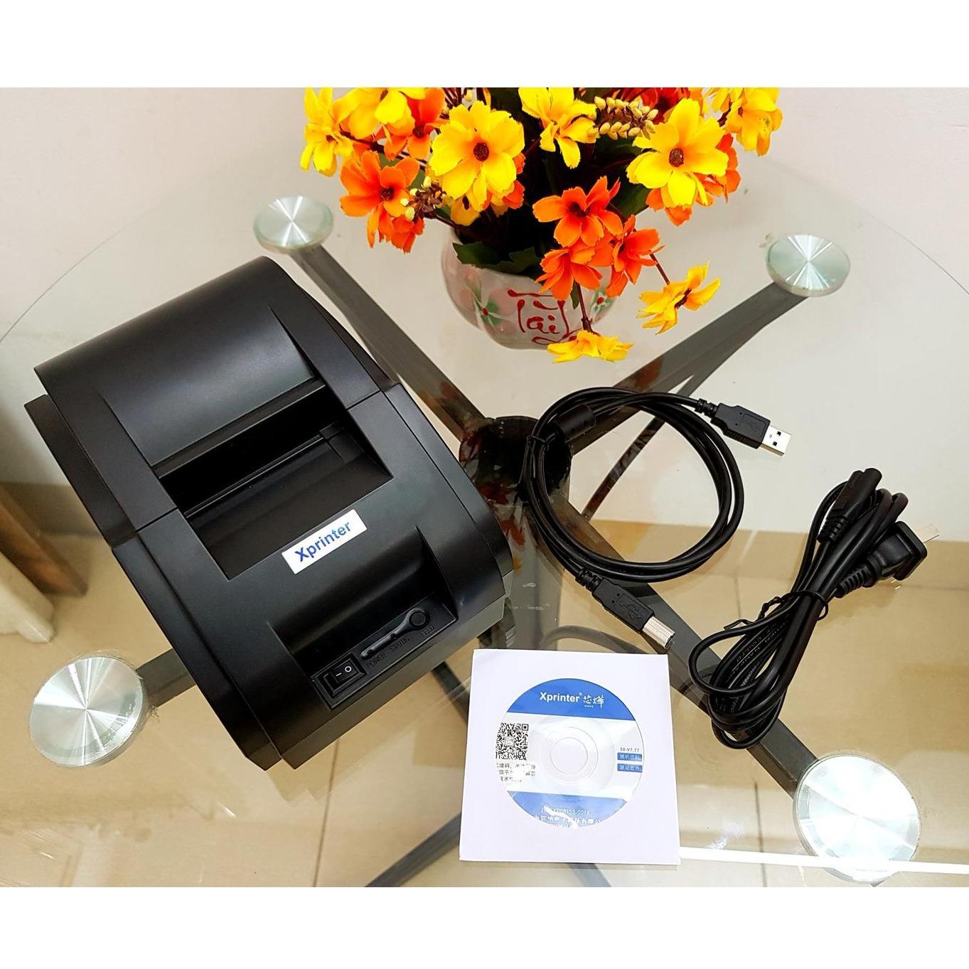 Hình ảnh Máy in hóa đơn Xprinter 58