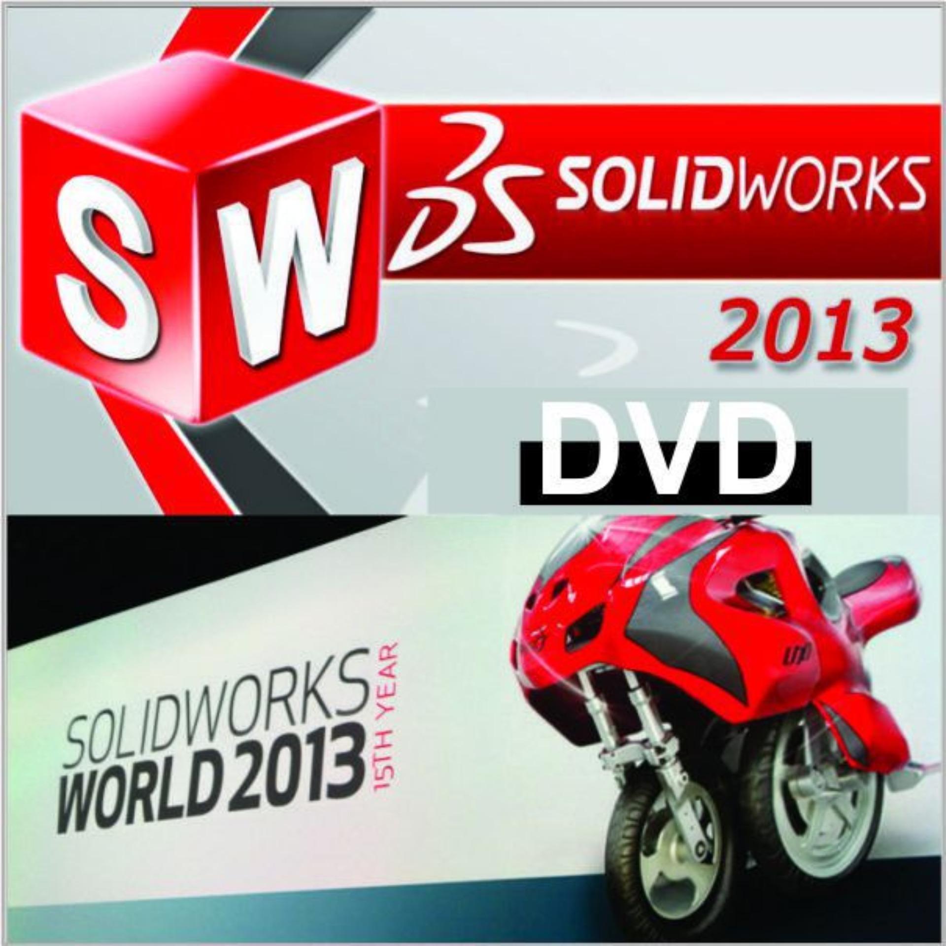 Hình ảnh Bộ DVD Solidworks 2013 Full_Giáo Trình