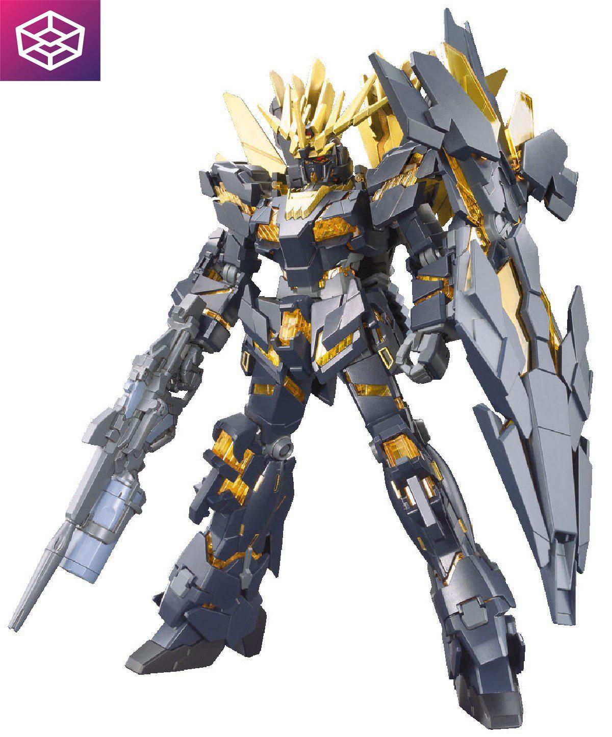 Hình ảnh Mô Hình Lắp Ráp Gundam Daban HG Banshee Norn Destroy Mode [3RD-GD]
