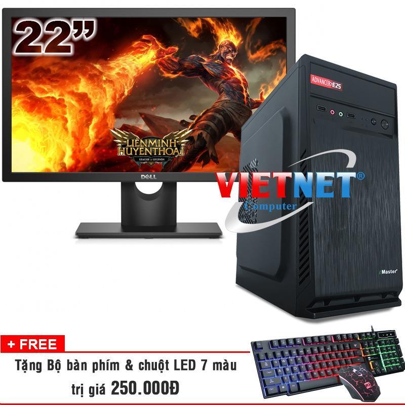 Bán Mua May Tinh Intel Core I5 2400 Ram 8Gb Hdd 250Gb Lcd Dell 22 Inch