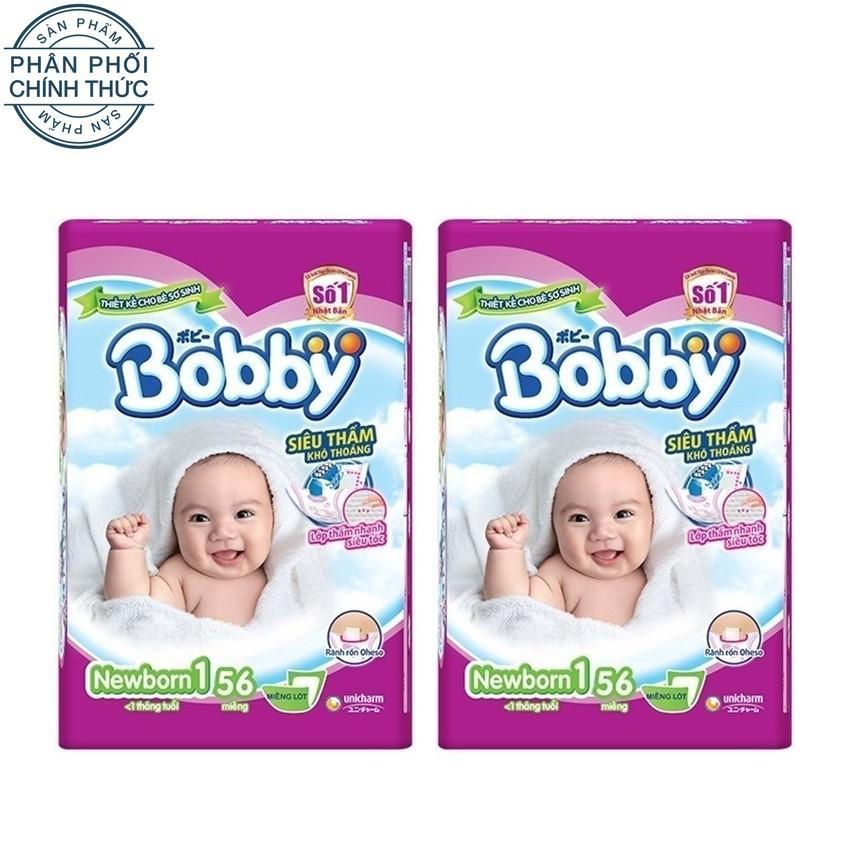 Mã Khuyến Mại Bộ 2 Goi Ta Giấy Bobby Fresh Newborn 1 56 Trong Bắc Ninh
