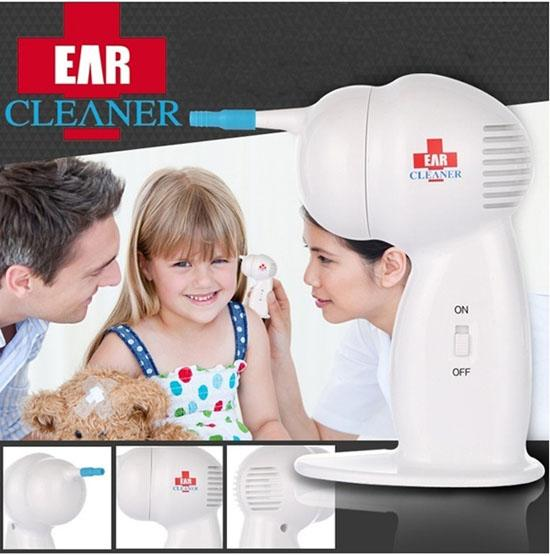 Hình ảnh Máy hút ráy tai Ear Cleaner cho gia đình