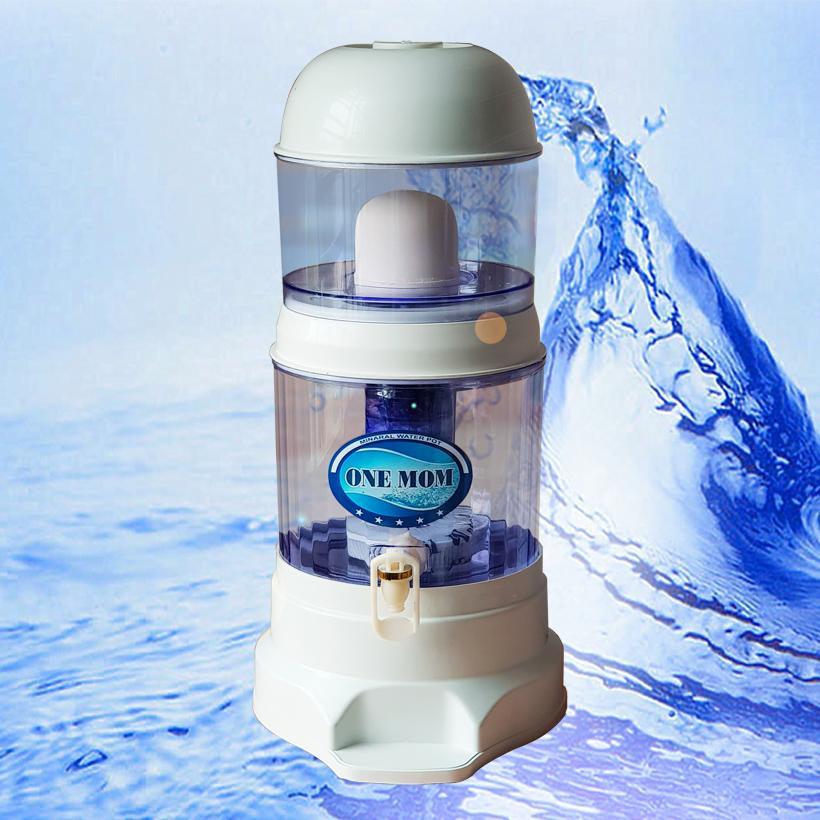 Hình ảnh Bình lọc nước uống trực tiếp cao cấp Hưng Long One Mom 15L (Tham gia chương trình khuyến mãi TRI ÂN nhận quà tặng linh kiện miễn phí )