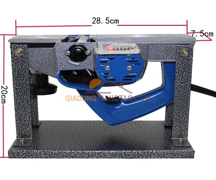 Máy bào bàn mini cơ động tiện dụng