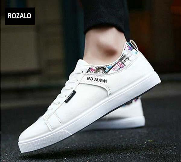 Giày Sneaker Nam Rozalo RMG2639W-Trắng5.jpg