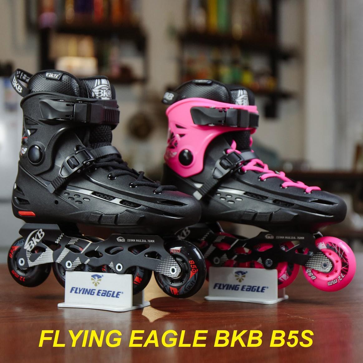 Giày patin Flying Eagle BKB B5S - Giày trượt patin đẳng cấp và chuyên nghiệp - Giày patin Flying Eagle chất lượng theo tiêu chuẩn Châu Âu - Giày trượt patin Flying Eagle BKB B5S nhiều size, nhiều màu sắc thích hợp cho mọi lứa tuổi