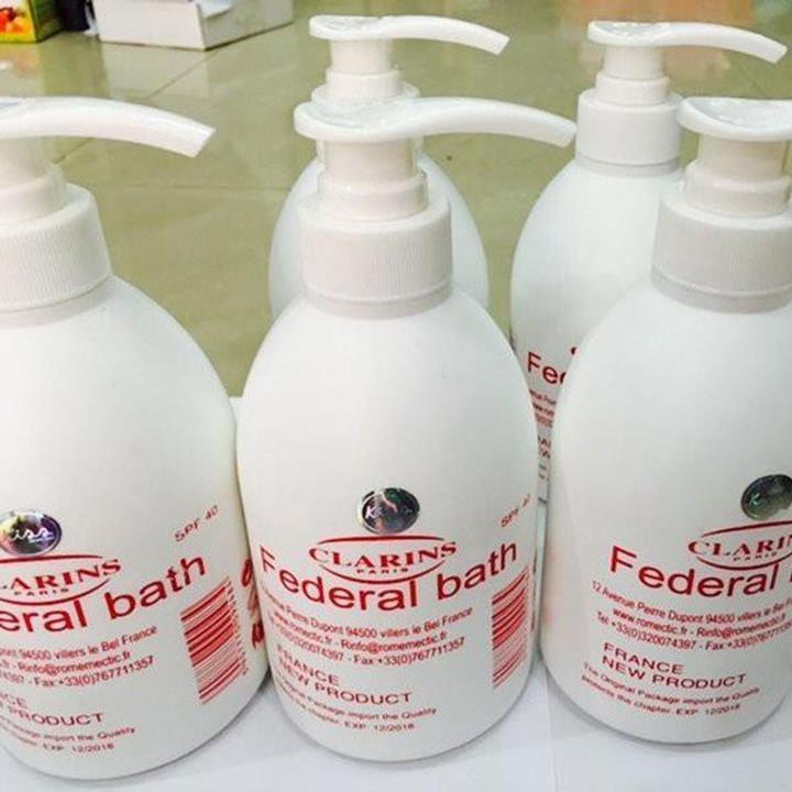 Sữa non tích trắng hiệu quả Federal pháp 500ml