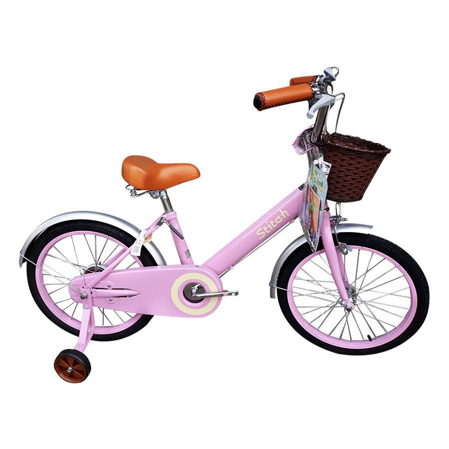 Mua Xe đạp trẻ em Stitch JK906 16 New Hồng