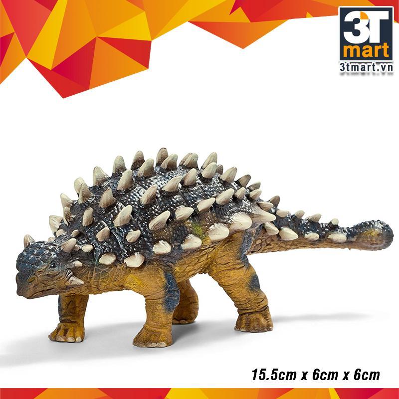 Ôn Tập Khủng Long Lưng Gai Đuoi Bua Saichania C Mon Toys 2104 C Mon Toys Trong Hồ Chí Minh