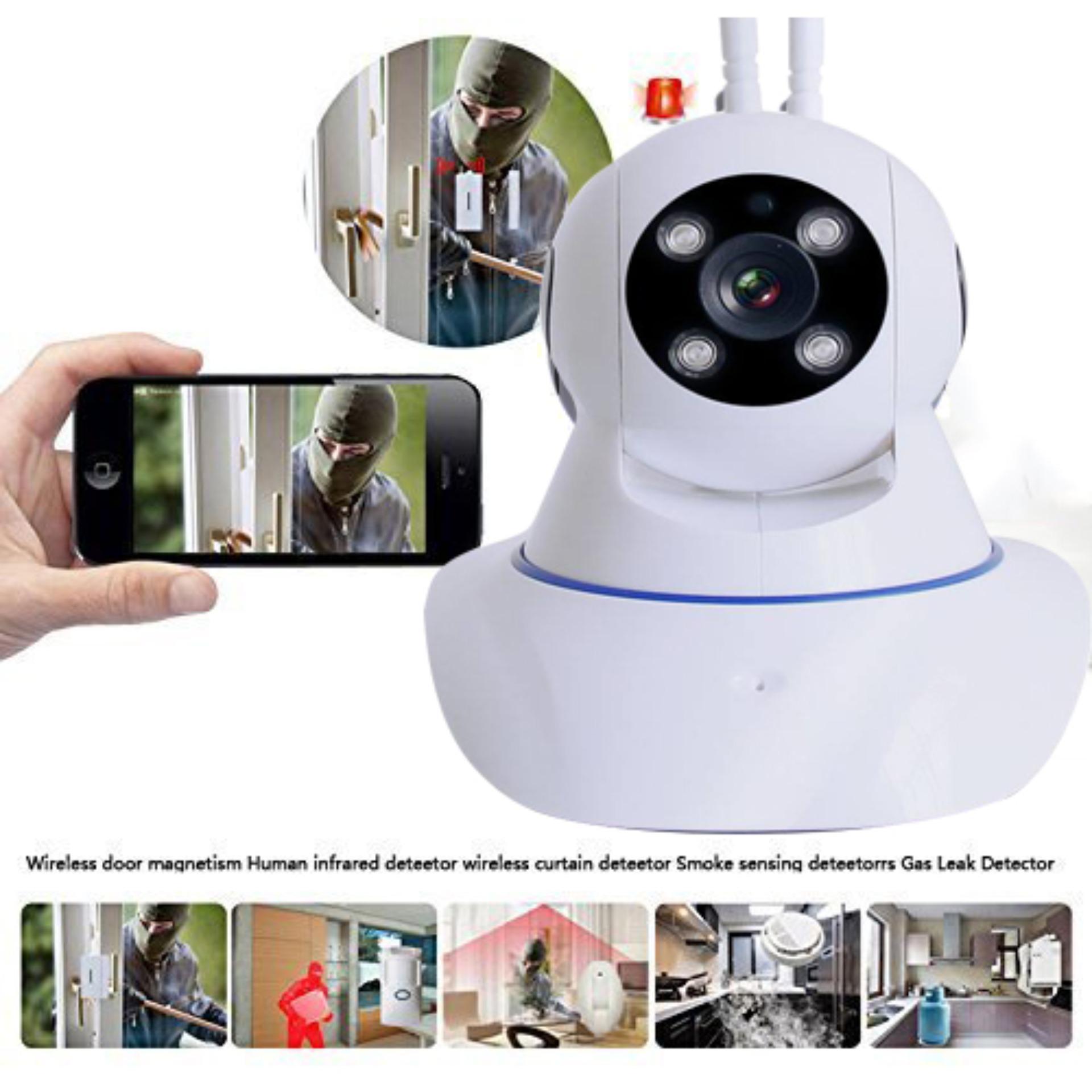Bán Camera Wifi An Ninh Camera Wifi Đam Thoại 2 Chiều Camera Wifi Gia Rẻ Mua Ngay Camera Yoosee 4 Led 2 Rau Cao Cấp Goc Quay Rộng Dễ Quan Sat Bh Uy Tin Bởi Kingtech Sg Trực Tuyến