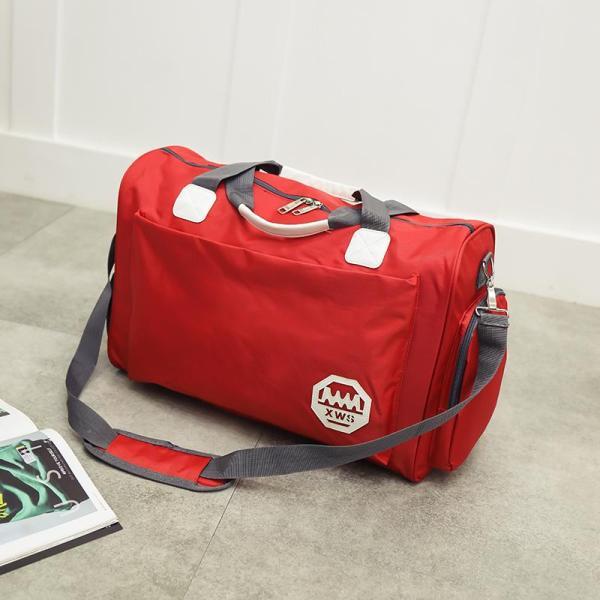 Large Capacity Travel Bag Handheld Traveling Bag Sling Bag in a Jacket LoY Luggage Female Waterproof Tour Package Male Gym Bag Maternity Package