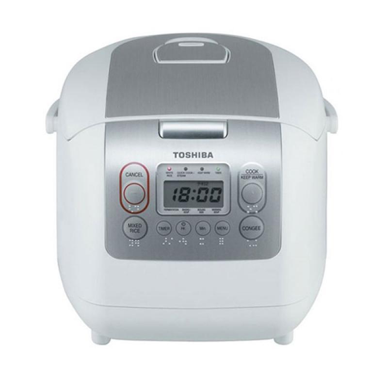 Nồi Cơm Điện Toshiba 1L Rc-10Nmf(Wt)Vn Toshiba – Review sản phẩm