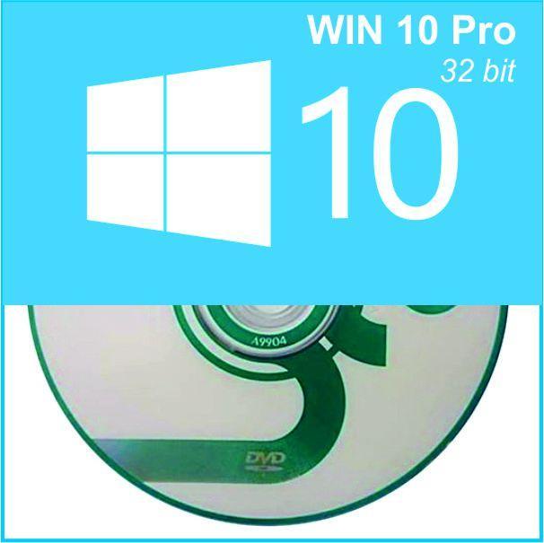 Hình ảnh Bộ DVD cài Win 10 pro 32 bit